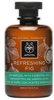 Apivita Refreshing Fig Shower Gel with Essential Oils - 300ml/10.14oz