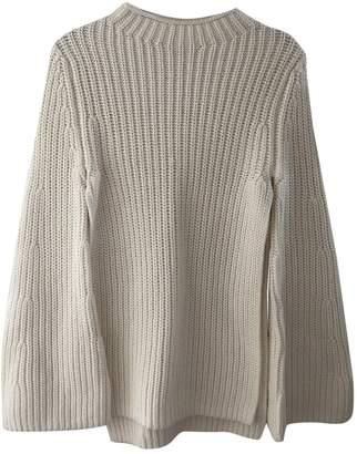 H&M Studio Studio White Cotton Knitwear for Women