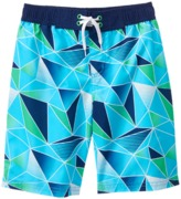 Crazy 8 Geo Swim Trunks
