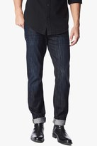 7 For All Mankind Slimmy Slim In Midnight Skyline