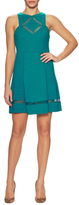 Plenty by Tracy Reese Halter Pleated Flare Dress