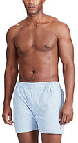 Polo Ralph Lauren Woven Boxers Assorted 3-Pack