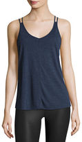 Alo Yoga Mold Strappy Cutout Activewear Tank
