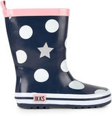Ikks Spotted rain boots