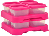 Pink Fresh Baby Food 2-Oz. Unbreakable Cubes - Set of Eight