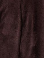 Azzedine Alaia Velvet square-neck dress