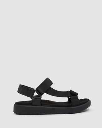 Easy Steps - Women's Flat Sandals - Farrow - Size One Size, 37 at The Iconic