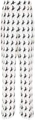 Calvin Klein Knife Printed Trousers