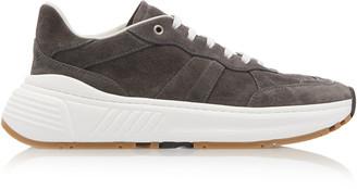 Bottega Veneta Chunky Suede Sneakers