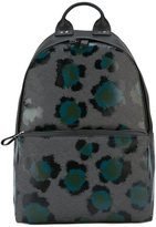 Kenzo printed backpack - unisex - Leather/Polyurethane - One Size