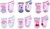 Peppa Pig 6-pc. No Show Socks-Toddler