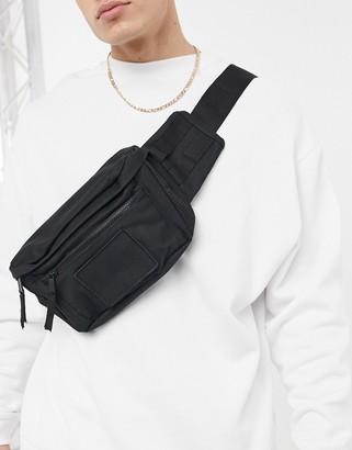 Vintage Supply hip bag in black