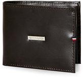 Tommy Hilfiger Brown Barrington Passcase Wallet