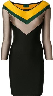 Jean Paul Gaultier Pre Owned Les Rap'Pieuses' bodycon dress