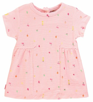 Noppies Baby_Girl's G Dress ss Sterling AOP