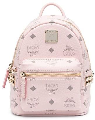 MCM Visetos-print backpack