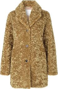 Samsoe & Samsoe Natja Jacket - Khaki - polyester | khaki | Size L (UK 14) - Khaki