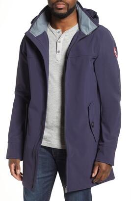 Canada Goose Kent Slim Fit Windproof/Waterproof Jacket