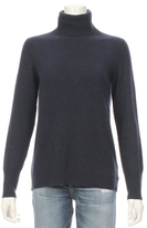 White + Warren Essential Cashmere Turtle Neck Sweater