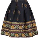 Molly Bracken Aline skirt black