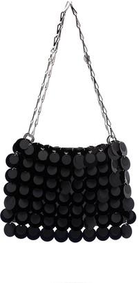 Paco Rabanne Sparkle sequin-embellished shoulder bag
