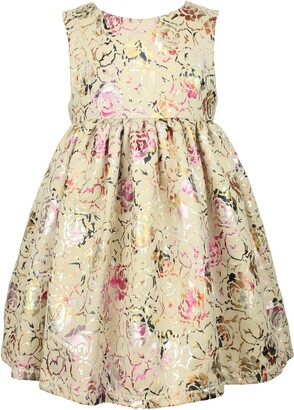Popatu Kids' Floral Print Dress