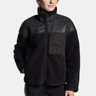 James Perse Y/Osemite Sherpa Coat Jacket