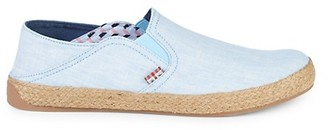 Ben Sherman New Jenson Slip-On Espadrille Sneakers