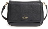 Kate Spade Cobble Hill - Abela Leather Crossbody Bag - Black