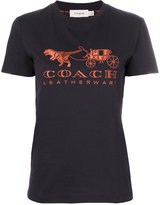 Coach Rexy Carriage T-shirt