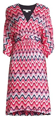 Trina Turk Delightful Wave Dress
