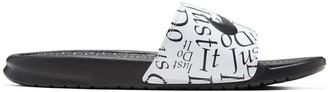"Nike Benassi ""Just Do It."" Men's Slide Sandals"