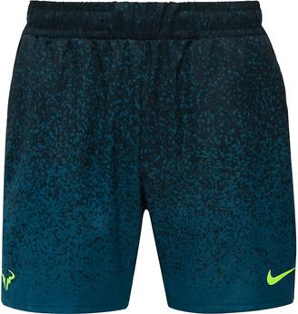Nike Tennis Rafa Appliqued Dri-Fit Tennis Shorts