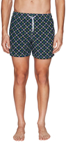 Luca Roda Leaf Swim Trunks