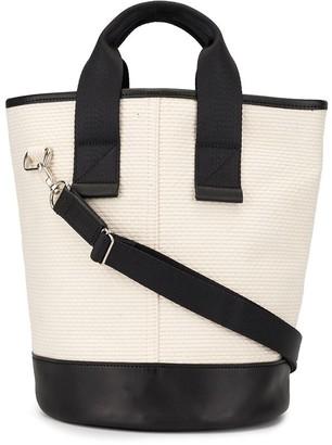 Cabas Laundry bucket bag