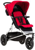 Mountain Buggy Inline Double Stroller - 2015 - Berry