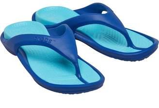 Crocs Athens Flip Flops Blue Jean/Pool