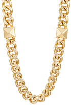 Fallon WOMEN'S CURB-CHAIN NECKLACE