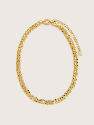 Addition Elle Plated Chunky Chain Necklace