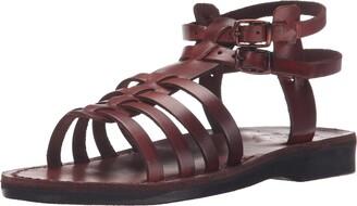 Jerusalem Sandals Women's Leah Gladiator Sandal