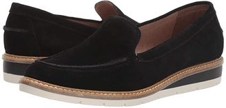 Me Too Athens (Black Suede) Women's Shoes