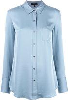 Theory classic blouse - women - Silk - M