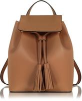 Le Parmentier Cognac Leather Backpack