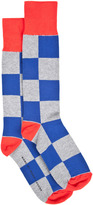 Marc by Marc Jacobs Checkered Crew Socks