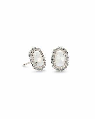 Kendra Scott Cade Stud Earrings in Silver