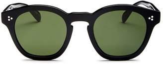 Oliver Peoples Women's Bourdreau L.A. square Sunglasses, 48mm