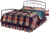 Hillsdale Wendell Bed Set With Rails