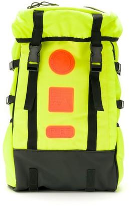 Piet EEU neon backpack