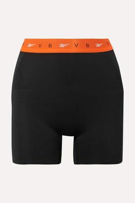 Reebok x Victoria Beckham Stretch Shorts - Black
