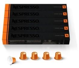 Nespresso OriginalLine Linizio, 50 Capsules